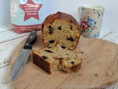 Hijacked By Twins: Gluten Free Banana Bread (Wheat-free, Rice-Free and Free From Refined Sugar)