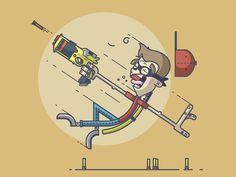 It's Nerf or Nothin' ★ Find more at http://www.pinterest.com/competing