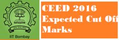 CEED 2016 Cut off Marks Expected Result Dateis criteria is available. Check Paper A & Paper B Criteria. Result will be declared on 15th January 2016.
