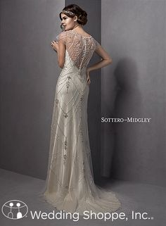 Sottero and Midgley Bridal Gown Evelina / 5SW086