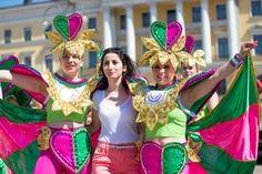 Helsinki Samba Carnaval 2013 - Mika Sipuran valokuvia