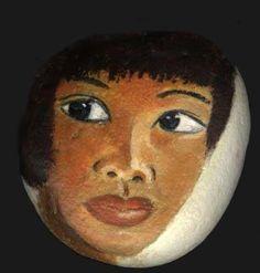 painting rocks-ζωγραφιστες πέτρες