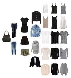 Neutrals, Minimalist, Capsule wardrobe, SanDiego.