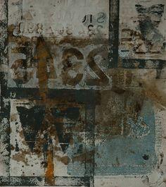 Doppio Linguaggio 5. tecnica mista su carta, cm. 50x44