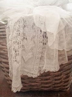 Basket and Lace☽•✧•☆•✧•☾ ღ‿ ❀♥ ~ Fr 15th May 2015 ~ ❤♡༻ ☆༺ h❀ฬ to .•` ✿⊱╮ ♡☽•✧•☆•✧•☾