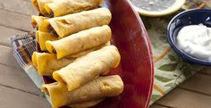 Macheesmo: Homemade Taquitos