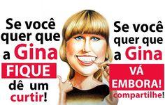 Nada menos q 1 milhao de fans para a 'Gina Indelicada' em apenas 10 dias – será q alguma marca conseguiria tanto? http://www.bluebus.com.br/1-milhao-de-fans-para-a-gina-indelicada-em-apenas-10-dias-sera-que-alguma-marca-conseguiria-tal-feito/