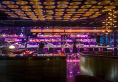 Frank Bar and club at the top floor of the ATT 4 FUN retail building in Hsin Yi district Taipei. Visit City Lighting Products! https://www.linkedin.com/company/city-lighting-products