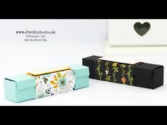 Stampin' Up! Demonstrator Pootles - Stunning Box using Whole Lot of Lovely