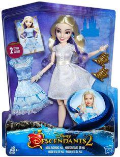 Disney Descendants 2 Royal Fashions Mal Target Doll for sale online Disney Descendants Dolls, Disney Descendants 2, Disney Dolls, Dc Superhero Girls Dolls, Barbie Et Ken, My Little Pony Dolls, Pixar, Baby Alive Dolls