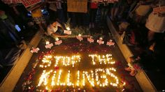 Philippine Officials Face UN Questions on War on Drugs #World #iNewsPhoto