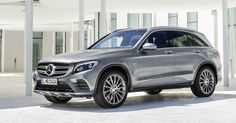 2016 Mercedes- Benz GLC: Taking Over the Middle Ground