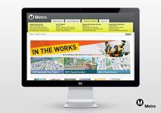 A great web design by ZehnerGroup, Los Angeles, CA: Website, Web Application , Transportation , Django