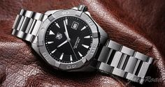 TAG HEUER Aquaracer 300m  / Ref.WAY1110.BA0910