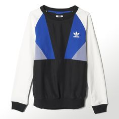 adidas Archive Run Sweatshirt - schwarz Adidas Originals, Adidas Colombia, Black Adidas, Workout Gear, Outfit, Passion For Fashion, Running, Sweatshirts, My Style