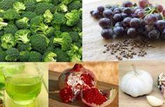Rákölő élelmiszerek! Sprouts, Healthy Recipes, Healthy Food, Vegetables, Drinks, Health, Healthy Foods, Drinking, Beverages