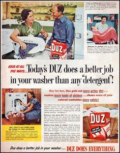 Duz Laundry Detergent