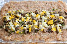 rulada-de-carne-cu-ciuperci-si-oua-3 Carne, Grains, Rice, Vegetables, Vegetable Recipes, Seeds, Laughter, Jim Rice, Veggies