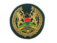 East Africa, Porsche Logo, Kenya, Air Force, Arms, Embroidery, Badges, Cloths, Wire