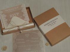 ReSpoke Boutique. Wedding Invitation Scrolls Scroll Wedding Invitations, Wedding Stationery, Handmade Invitations, Handmade Wedding, Rustic Charm, Rsvp, Boutique, Gifts, Presents