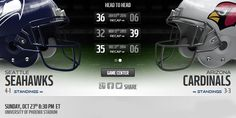 Seahawks vs Cardinals live