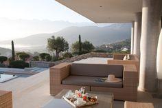 La Villa, Calvi, Corsica