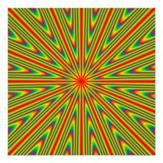 A fun psychedelic optical illusion which will look as if parts of it are moving around when you look at it. A colorful and unique gift idea for anyone that likes optical illusions and abstract art designs. Cool Optical Illusions, Art Optical, Illusions Mind, Op Art, Illusion Kunst, Foto 3d, Acrylic Wall Art, Purple Aesthetic, Psychedelic Art