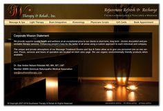 Albuquerque Web Design Company - Builds SW Therapy & Rehab a fresh new website.
