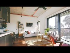 NEVER TOO SMALL 51sqm/548sqft Small Apartment Nightingale 2 - YouTube