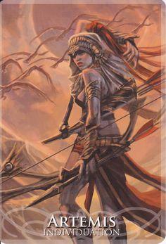 ARTEMIS (DIANA)   Land of Goddesses