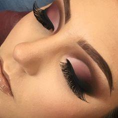 "9,276 curtidas, 104 comentários - Michelly Palma Makeup (@michellypalmamakeup) no Instagram: ""Bom dia ❤️❤️ _____ Good morning ❤️❤️"""