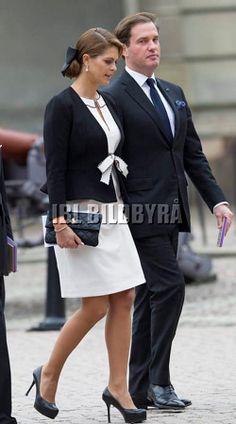 Princess Madeleine, September 17, 2013 I The Royal Hats Blog