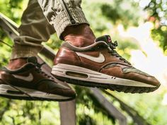 Nike Air Max 1 Miller - 2004 (by nakoull)