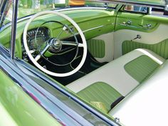 Restoring The Upholstery Of A Classic Car Auto Pinterest