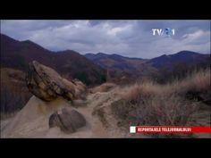 Misterele Athosului românesc, un reportaj despre aşezările rupestre din ...