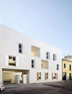 Social Housing in Sa Pobla / RIPOLLTIZON