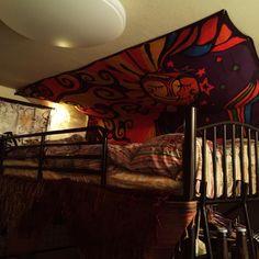 yukiさんの、一人暮らし,エスニック,ベッド周り,のお部屋写真