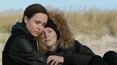 If you've kept up with even the smallest piece of movie news, then you've probably heard of Freeheld . The drama starring Julianne Moore and Ellen Page is already garnering Oscar buzz after premiering at the Toronto International Film Festival in… Ellen Page, Julianne Moore, Steve Carell, Films Netflix, Song Lyrics And Chords, Try Not To Cry, Films Cinema, Drama, Blu Ray
