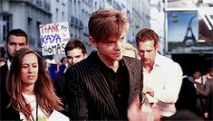 Thomas Sangster looking fine