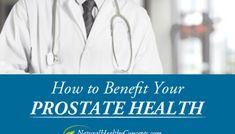 Tips for Managing Your Prostate Health #Livingwithprostateproblems