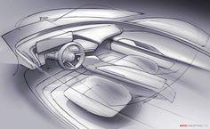 Mercedes 'Generation EQ' Concept Unveiled at Paris Motor Show