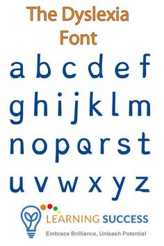 Rounded edges and more spacing, Dyslexie font is making it possible for children with dyslexia to read easier. Dyslexia Activities, Dyslexia Strategies, Dyslexia Teaching, Learning Disabilities, Teaching Strategies, Multiple Disabilities, Reading Intervention, Reading Skills, Teaching Reading