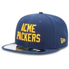 Pretend like it s 1920 with this ACME retro hat! Although that WAS during  Prohibition sooooo maybe not  e896884ec343