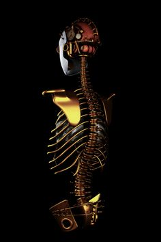 Steampunk To The Bone