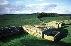 Housesteads is one the best preserved forts in the country. Housesteads is located on a high ridge and covers an area of five acres. Within its walls are a number of buildings including the fort's headquarters and commander's house, granaries, barracks, a hospital, and latrines.