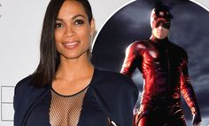 Rosario Dawson joins cast of Netflix Marvel series Daredevil
