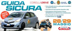 Corolla Drive - Guida Sicura - Eventi Parco Corolla