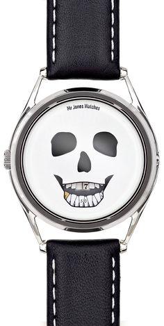 Mr. Jones Last Laugh Mechanical Watch