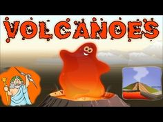 Use after basic facts activities Volcanoes, Their Formation, Impact, & Eruption - Interesting & Educational Videos for Kids, Children - YouTube