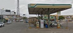 Bandidos assaltam posto de gasolina em Prado